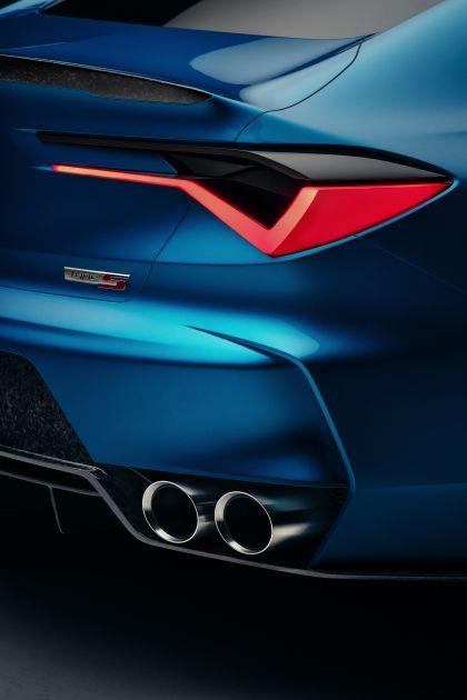 2019 Acura Type S concept 14