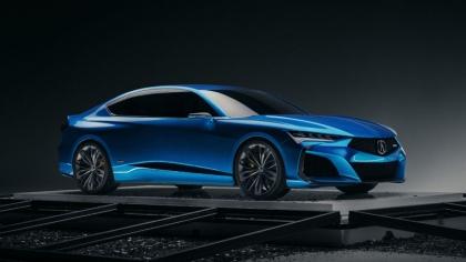2019 Acura Type S concept 1