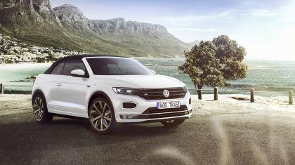 2020 Volkswagen T-Roc cabriolet 3