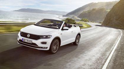 2020 Volkswagen T-Roc cabriolet 4