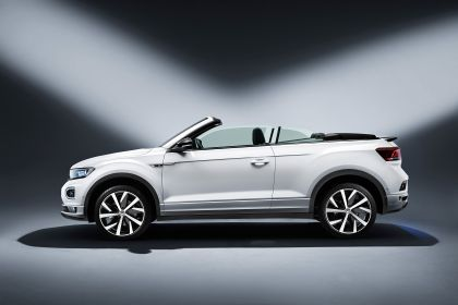 2020 Volkswagen T-Roc cabriolet 12
