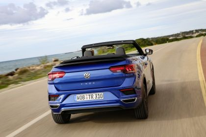 2020 Volkswagen T-Roc cabriolet 104