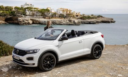 2020 Volkswagen T-Roc cabriolet 204