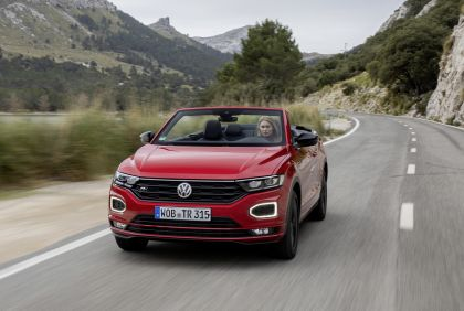 2020 Volkswagen T-Roc cabriolet 303