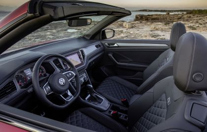 2020 Volkswagen T-Roc cabriolet 350