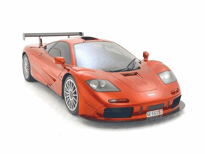 1995 McLaren F1 LM 1