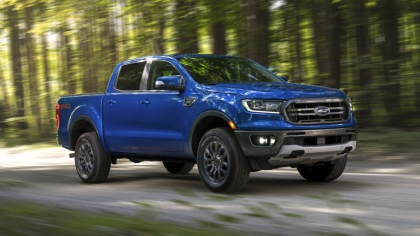 2019 Ford Ranger FX2 Package 2