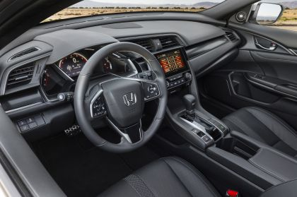 2020 Honda Civic Hatchback 8