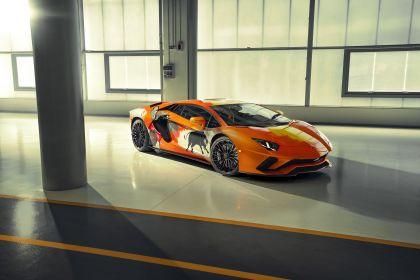 2019 Lamborghini Aventador S by Skyler Grey 1