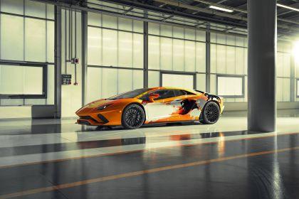2019 Lamborghini Aventador S by Skyler Grey 2