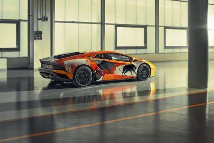 2019 Lamborghini Aventador S by Skyler Grey 3