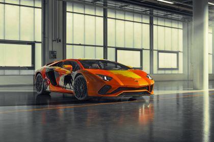 2019 Lamborghini Aventador S by Skyler Grey 4