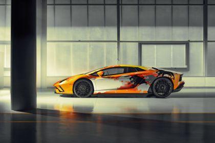 2019 Lamborghini Aventador S by Skyler Grey 5