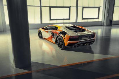 2019 Lamborghini Aventador S by Skyler Grey 6