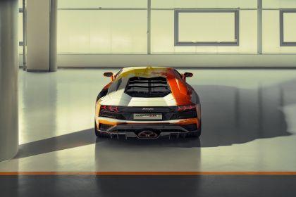 2019 Lamborghini Aventador S by Skyler Grey 9
