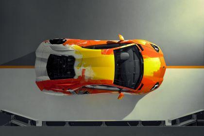 2019 Lamborghini Aventador S by Skyler Grey 10