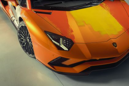 2019 Lamborghini Aventador S by Skyler Grey 12