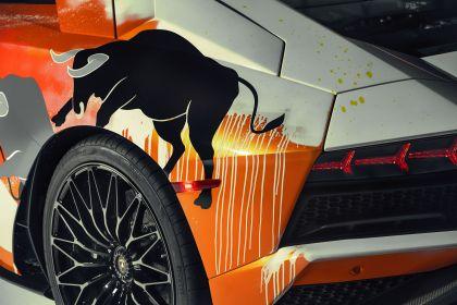 2019 Lamborghini Aventador S by Skyler Grey 13