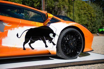 2019 Lamborghini Aventador S by Skyler Grey 16