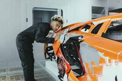 2019 Lamborghini Aventador S by Skyler Grey 24
