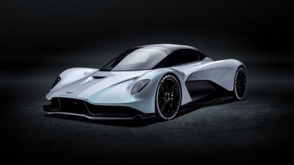 2019 Aston Martin Valhalla