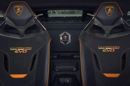 2020 Lamborghini Huracán Evo GT Celebration 13
