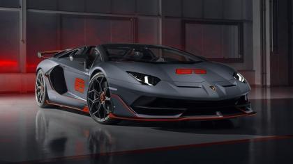 2020 Lamborghini Aventador SVJ 63 roadster 4