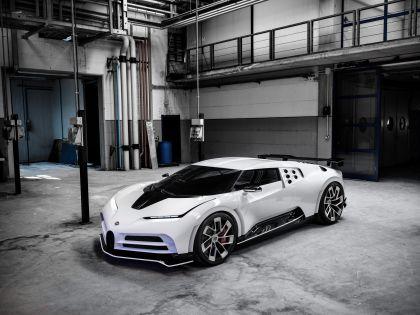 2020 Bugatti Centodieci 25