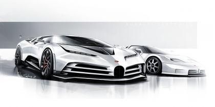 2020 Bugatti Centodieci 40