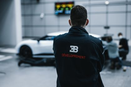 2020 Bugatti Centodieci 52