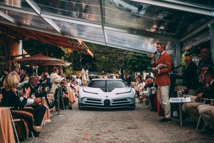 2020 Bugatti Centodieci 61