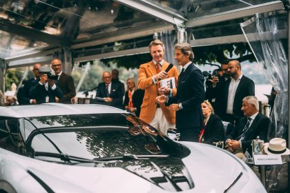 2020 Bugatti Centodieci 64