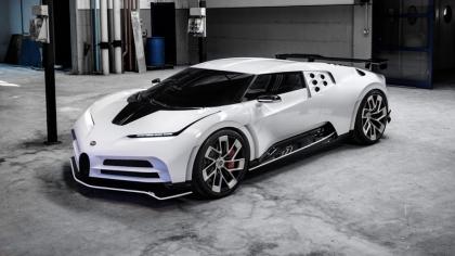 2020 Bugatti Centodieci 3