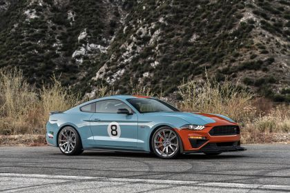 2019 Roush Performance Stage 3 Mustang ( based on 2019 Ford Mustang GT ) 2