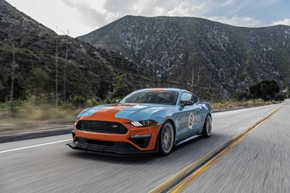 2019 Roush Performance Stage 3 Mustang ( based on 2019 Ford Mustang GT ) 4