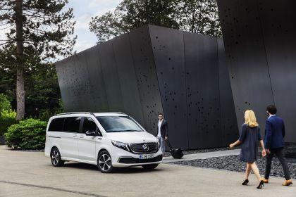 2020 Mercedes-Benz EQV 2