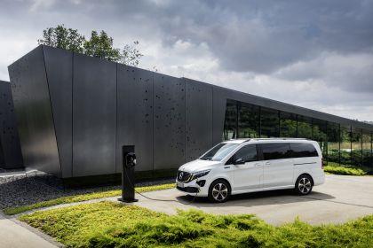 2020 Mercedes-Benz EQV 4