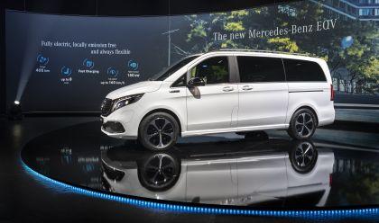 2020 Mercedes-Benz EQV 8