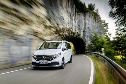 2020 Mercedes-Benz EQV 15