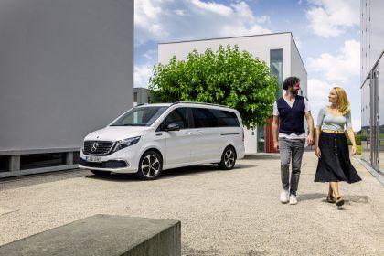 2020 Mercedes-Benz EQV 21