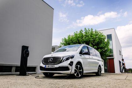 2020 Mercedes-Benz EQV 22