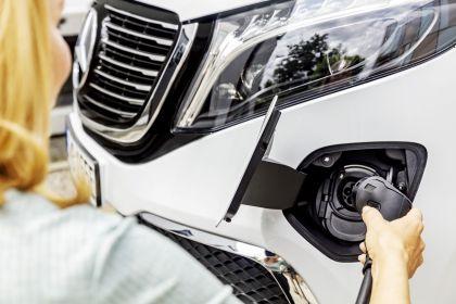 2020 Mercedes-Benz EQV 25