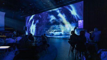 2020 Mercedes-Benz EQV 41