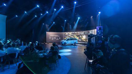 2020 Mercedes-Benz EQV 42