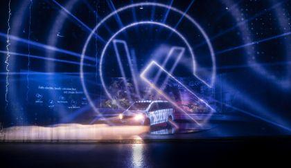 2020 Mercedes-Benz EQV 43
