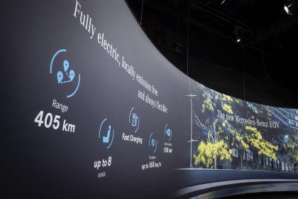 2020 Mercedes-Benz EQV 48
