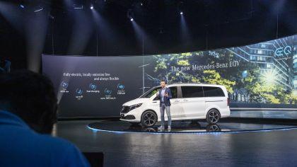 2020 Mercedes-Benz EQV 50