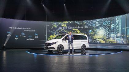 2020 Mercedes-Benz EQV 51
