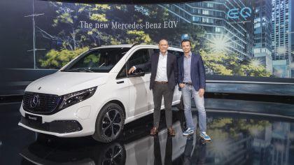 2020 Mercedes-Benz EQV 52
