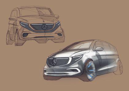 2020 Mercedes-Benz EQV 69